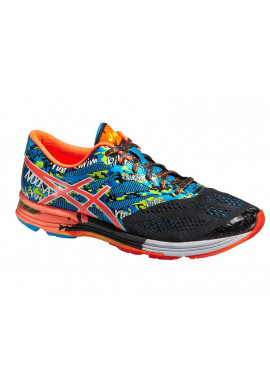 Zapatillas Asics GEL-NOOSA TRI 10 black/flash orange/flash yellow