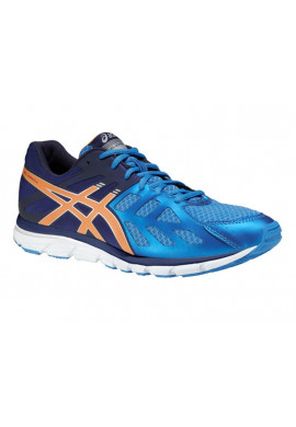Zapatillas Asics GEL-ZARACA 3 aqua blue/orange/navy