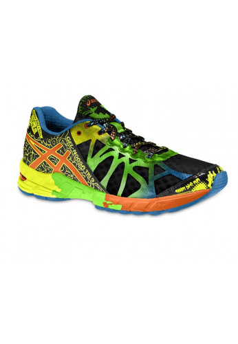 Zapatillas Asics GEL-NOOSA TRI 9 black/flash orange/flash yellow