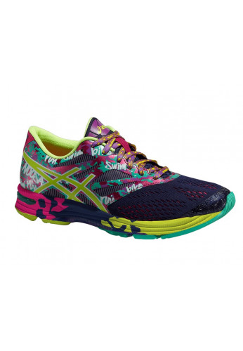 Zapatillas Asics GEL-NOOSA TRI 10 navy/flash yellow/hot pink