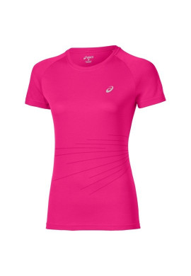Camiseta Asics GRAPHIC LITESHOW rosa